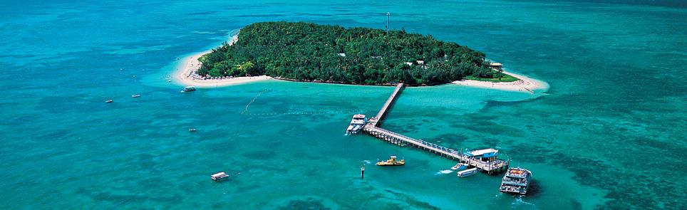 Cairns To Lizard Island Ferry
