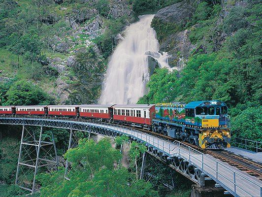Kuranda scenic railway tours