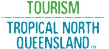 Tourism Tropical North Queensland logo