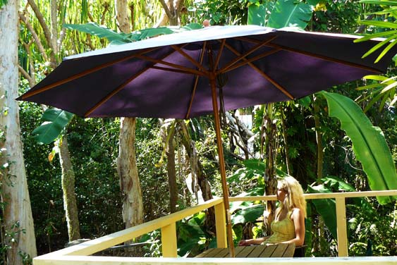 Cairns Rainforest Apartment